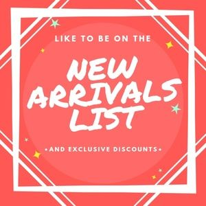 - New Arrivals - Tag List